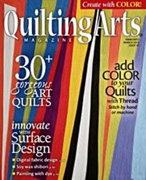 Quilting Arts feb/march