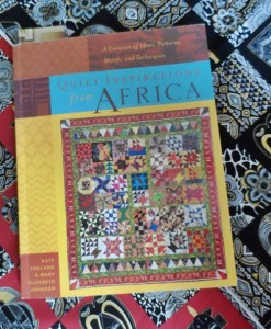 Quilt Inspirations from Africa