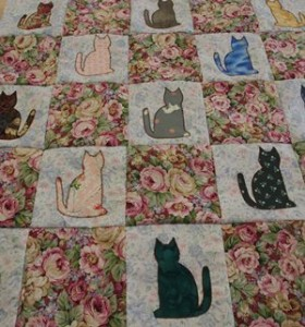 caring and sharing quilt