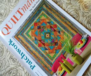 July/August Quiltmania Review