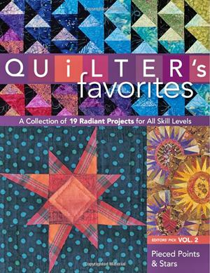 quilters-favourites book
