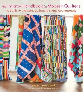 Improv Review Handbook for modern quilts