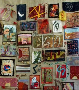 Colours of Australia Group Quilt