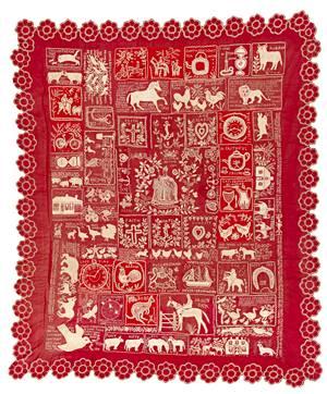 NGV – Making the Australian Quilt: 1800–1950 – Exhibition & Tour