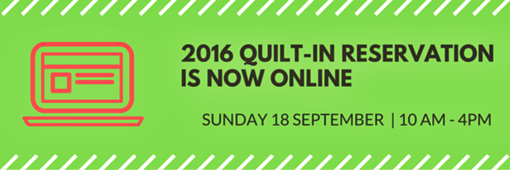 Online Quilt-In Reservations