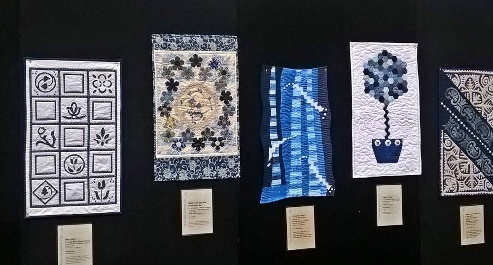 Showcase blue and white quilts1