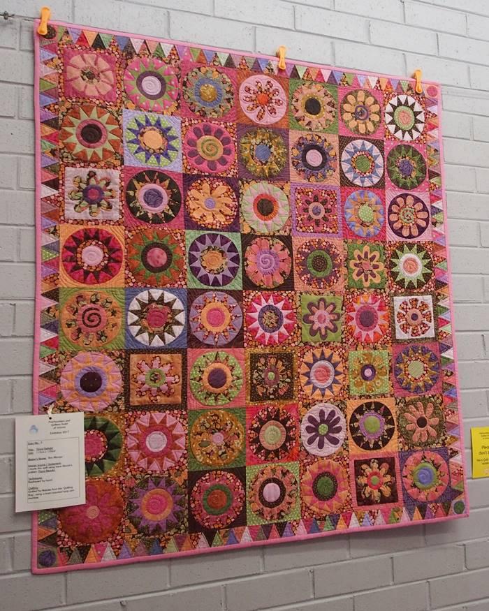Floral Delight by Ann Allsopp