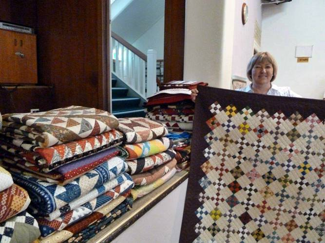 Quilts in the Barn 2