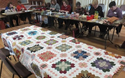 Patchwork of the Crosses Workshop