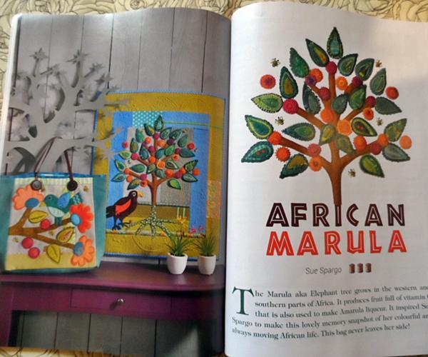 African Marula