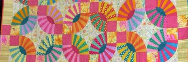 june show and tell quilts