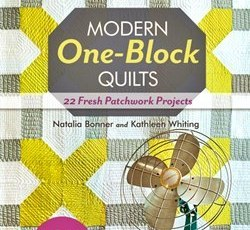 Review – MODERN ONE-BLOCK QUILTS