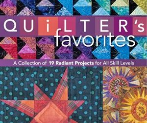 Review – QUILTERS'  FAVORITES – Pieced Points and Stars