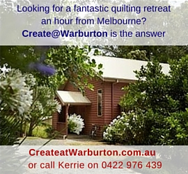 Create@Warburton Retreat
