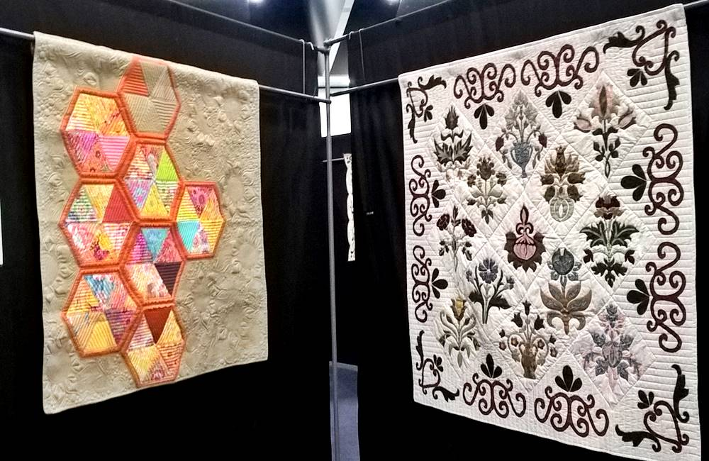 Ps&Qs Showcase quilts 2