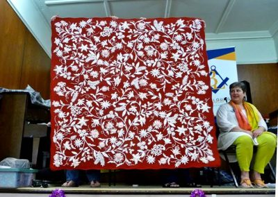 Quilt by Anthea Bradley