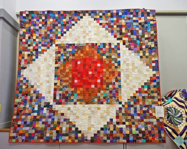 Square in a Square by Betty Hodge