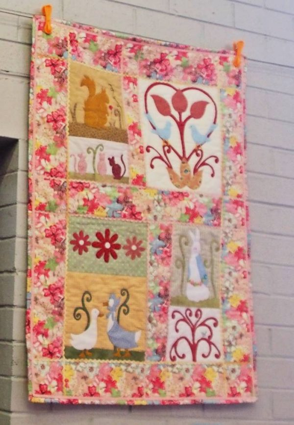 Quilt by Merilyn Watts