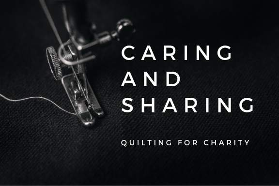 Caring & Sharing – Sept 2019 Sewing Day