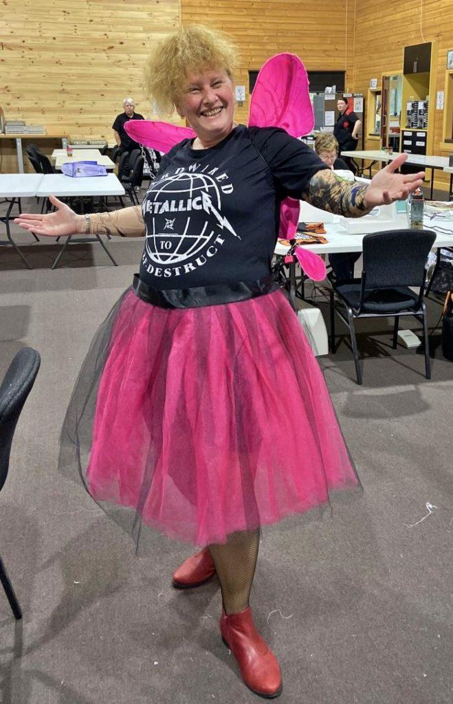 Sharon the punk bad-ass fairy